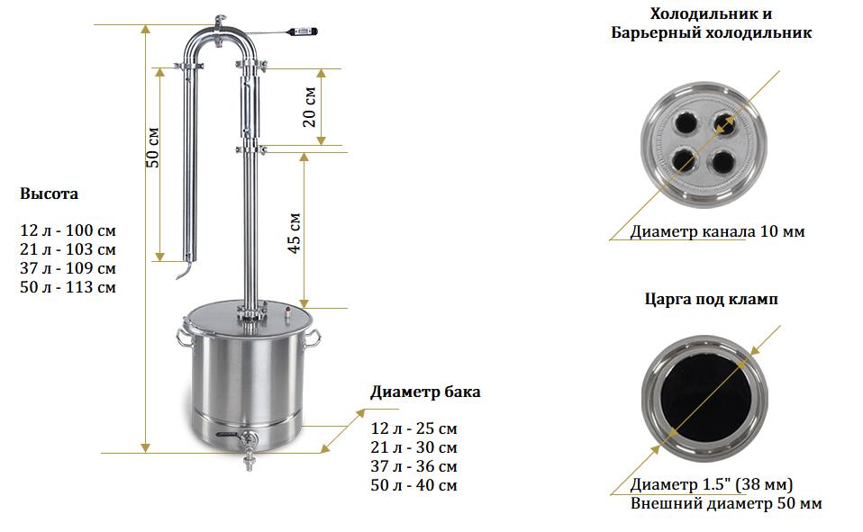 Универсальный самогонный аппарат булат цена купить самогонный аппарат с тэном